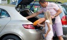 Пять уловок для путешествий на машине без забот
