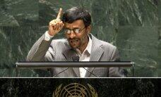 Iraani president lubas Carla Bruni solvajaid karistada