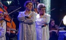 PUBLIKU VIDEO: Jüri ja Kéa etteasteid toetamas! Kaire Vilgats ja Dagmar Oja on noorte lauljate järelkasvuga rahul: emalikku hoolt pole neile küll vaja!