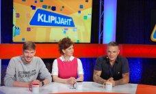 """Kanal 2 uues saates """"Klipijaht"""" astuvad üles Anne Veski, Tanel Padar ja Jan Uuspõld jt"""