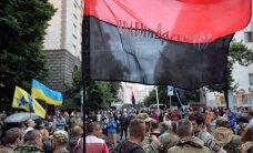 """СБУ готова к разоружению """"Правого сектора"""" в Мукачево"""