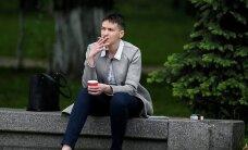 Савченко в Литве: война продолжается, мы защищаем свободу жить