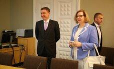 ФОТО: Реформисты утвердили Юргена Лиги и Марис Лаури в качестве кандидатов на министерские посты