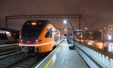Elron: количество поездок на поездах продолжает расти
