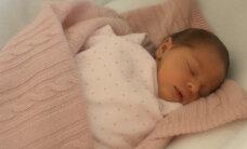 Rootsi kuningakoda avalikustas printsess Madeleine lapse pildi ja nime!