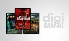 """RAAMATUKATKE: Henning Mankelli """"Tantsuõpetaja tagasitulek"""""""