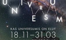 Kas universumis on elu? Tallinna Teletornis on avatud unikaalne kosmosenäitus