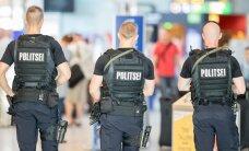 Пьяный пассажир самолета Таллинн-Киев сообщил о бомбовой угрозе