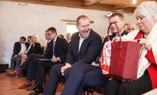 FOTOD: Reformierakond pidas Kõue mõisas üldkogu