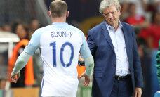 Rooney kritiseeris Hodgsonit: treeneri õnnemäng ei tasunud end EMil ära