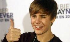 Justin Bieber anti kohtusse peenise pikendamise ja kokaiini eest varastatud krediitkaardiga maksmise pärast