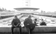 NELJA AASTAGA ISESEISVAKS: 1991 - veresaun Vilniuses, hinnaralli, Moskva putš