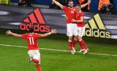 FOTOD: Wales lõhkas üllatuspommi ja jõudis EMil poolfinaali!