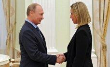Евросоюз увидел новый смысл в отношениях с Россией