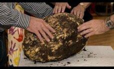 Iirlased leidsid soost 2000-aastase kamaka võid, selle ärasöömine pole välistatud