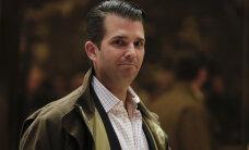 СМИ узнали о встрече сына Трампа со сторонниками сотрудничества с Россией