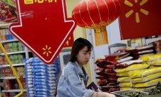 Hiina jaemüük tegi aastavahetuse nädalal tugeva tõusu