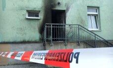 В Дрездене у мечети и конференц-центра прогремели два взрыва