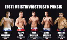 Eesti meistrivõistlused poksis: kes lõpetavad Karlsonite ja Arro võiduseeriad?