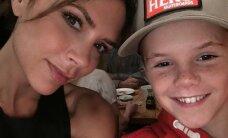 KUULA: Mini-Bieber! David ja Victoria Beckhami 11-aastane võsuke alustas popkarjääri