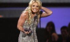 Britney Spears kolib maale