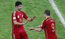 Hispaania avaldas esialgse EM-koondise, Costa ja Torres valikust väljas