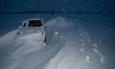 Venemaal jäid inimesed maanteel 16 tunniks lumevangi