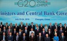 В Китае официально стартовал саммит G20