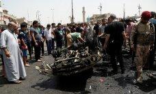 Число жертв теракта в Багдаде возросло до 55 человек