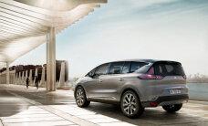 Renault' mahtuniversaal-krossover Espace jõuab peagi müügile, tutvume lähemalt!