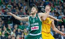 VIDEO: Zalgiris pääses Leedu liigas poolfinaali, Venelt kolmene ja pealtpanek