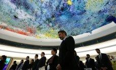 Россия выбыла из Совета ООН по правам человека