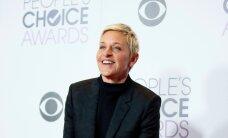 VIDEO: Liigutuspisarad! Ellen DeGeneres pälvis president Obamalt kõrgeima tsiviilautasu