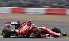 Briti GP kvalifikatsiooni võitis Silverstone'is Hamilton, Rosbergi ja Massa ees