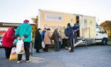Suurpank eelistas maapiirkondi ja laatu sularahaga aidanud bussi muuseumi sõidutada