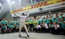 Mercedese boss Singapuri GP põnevast lõpust: oleksime endal peaaegu püksid täis teinud