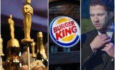 HOMMIKUBLOGI: täna öösel jagati Oscareid, Tallinki laeval avatakse Burger King, IRL-i reiting on vabalanguses