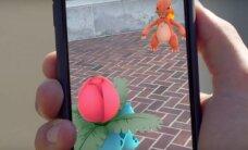 Pokemon Go: uus hullus mobiilimängunduses