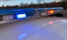 Полиция ищет свидетелей произошедшего на шоссе Таллинн-Нарва ДТП