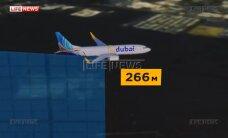 VIDEO: Avaldati animatsioon Rostovis alla kukkunud reisilennuki viimastest hetkedest