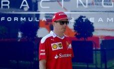 Räikkönen hoiatab: Max Verstappen põhjustab varem või hiljem massiivse avarii