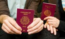 Palo: tuhatkonnale halli passi omanikule tasuks tõsiselt kaaluda Eesti kodakondsuse andmist