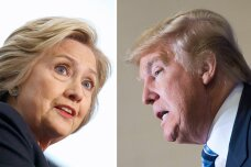 Clinton ja Trump