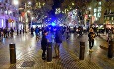 В Барселоне установили ограждения для защиты от возможных терактов