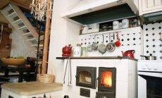 ФОТО: Деревенская кухня, которая излучает свет и уют