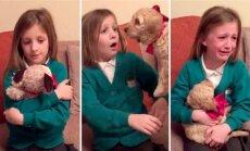 Liigutav HITTVIDEO: Jõulukink, mis ajab suurest õnnest nutma! Vaata, kuidas selle tüdruku eluunistus täitub