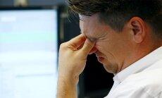 Britid süütasid võimsa jaanitule: eile põles turgudel raha rekordilise kiirusega