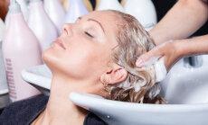 Šokeeriv juhtum! Naine sai juuksurisalongis pea pesemise tagajärjel ajurabanduse