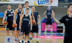 Eesti koondis läheb Poola vastu täiega ega kavatse kedagi järgmisteks kohtumisteks säästa.