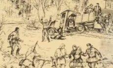 Uskumatu tõestisündinud seikluslugu kolmest vägilasest ja metsavendadest